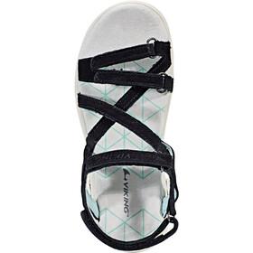 Viking Footwear Svala Sandals Kinder black/iceblue